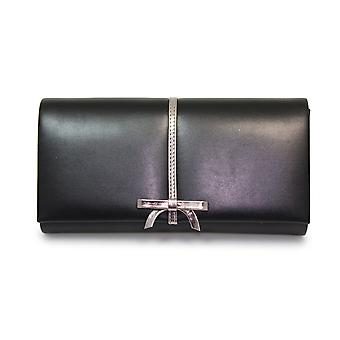 Lunar Roxie bue Clutch Bag