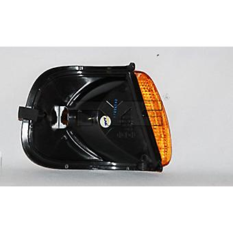TYC 18-5390-01 Dodge Van Front Driver Side Replacement Parking/Signal Lamp Assembly