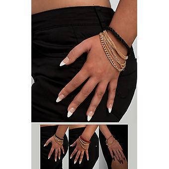 IKRUSH Womens Avis Chain Bracelet