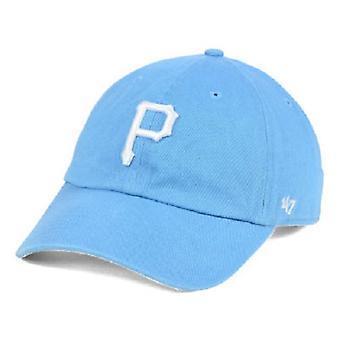 Pittsburgh Pirates MLB 47 Brand Powder Blue Adjustable Hat