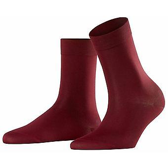 Falke Bomuld Touch sokker - Barolo Bordeaux