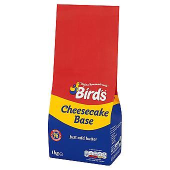 Birds Cheesecake Base Dessert Mix