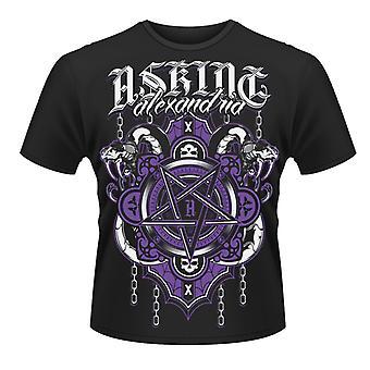 Asking Alexandria - demoniaco t-shirt