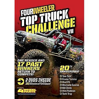 Four Wheeler Top Truck Challenge VII [DVD] USA import