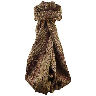 Mens Muffler sjaal 0619 fijne Pashmina wol door Pashmina & Silk