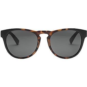 Electric California Nashville Sunglasses - Burst Tortoise Shell/Ohm Grey