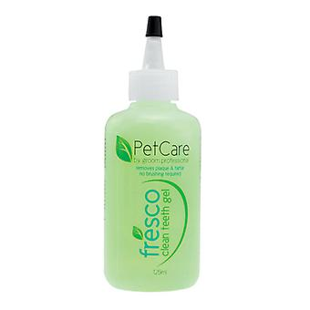 Fresque de Pet Care Gel dentifrice 125ml