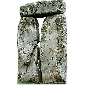 Stonehenge (Henge) - Lifesize kartong släppandet / stående