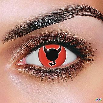 Little Miss Devil Contact Lenses (Pair)