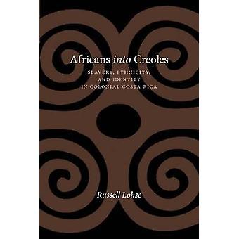 Afrikanere i kreolspråk - slaveri - etnisitet- og identitet i Colonial