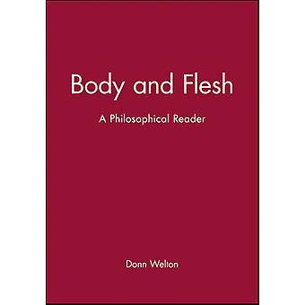 Lichaam en vlees - een filosofische lezer door Donn Welton - 9781577181262