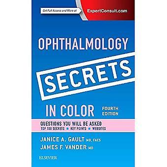 Augenheilkunde-Geheimnisse in der Farbe, 4e