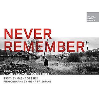 Aldrig Husk