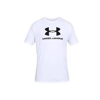 Sous Armour Sportstyle Logo Tee Mens T-shirt 1329590-100