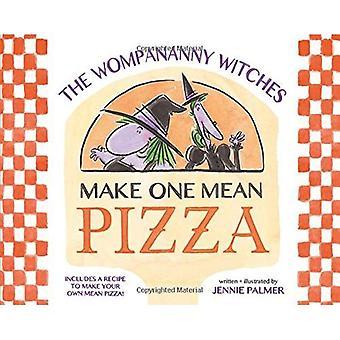 De heksen van Wompananny maken een gemiddelde Pizza
