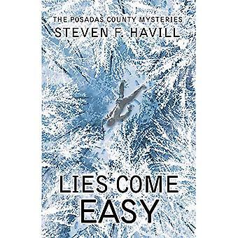 Lies Come Easy (Posadas County Mysteries)