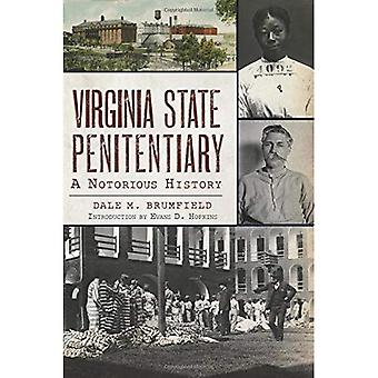 Virginia State Penitentiary:� A Notorious History (Landmarks)