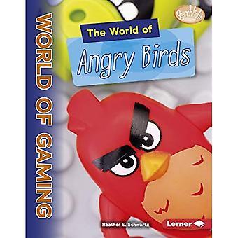 Maailma Angry Birds (valonheitin kirjat pelien maailmaan)