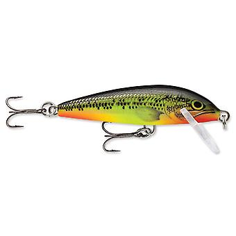 Rapala CountDown 07 Fishing Lure - Fire Minnow