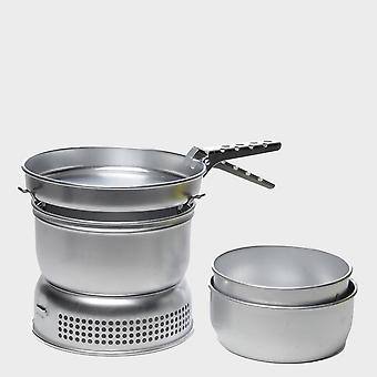 New Trangia Camping 25-1 Cook Set Silver