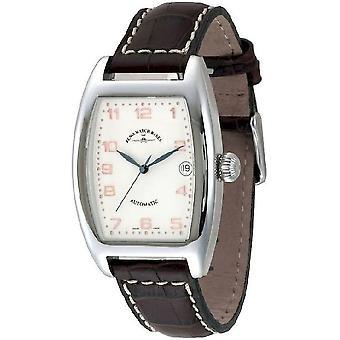 Zeno-watch mens watch tonneau OS automatic retro 8080-f2