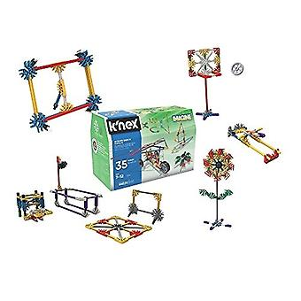 K'NEX Imagine - Builder Basics Building Set - 446 Pieces - Ages 7 and Up Construction Educational Toy
