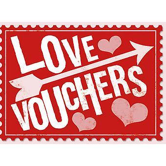 Love Vouchers - 9781849534956 Book