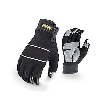 DEWALT Unisex Framer prestaties semi-vingerloze handschoen
