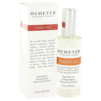 Demeter sandalwood cologne spray by demeter 428945 120 ml