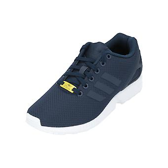 adidas Originals ZX FLUX Women's Men's Sneaky Shoes Sneaker Dark Blue NEW OVP