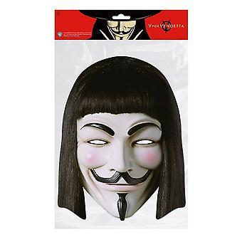 V pro masku karty Vendetta