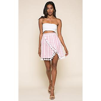 Candy Stripes korte rok