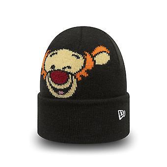 Uusi aika kausi vauva pikkulasten talvi hattu pipo-Tigerit