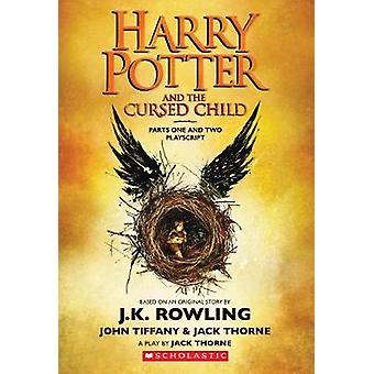Harry Potter and the Cursed Child - Parts One and Two - The Official P