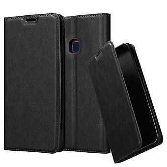 Cadorabo tapauksessa Samsung Galaxy A20e tapauksessa tapauksessa kansi - puhelin kotelo magneettinen lukko, seistä toiminto ja korttiosasto - Kotelo Cover suojakotelo tapauksessa Kirja Folding Style