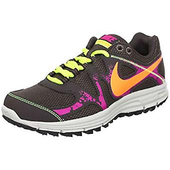 Nike Womens Lunarfly -3 Fabric Low Top Lace Up Walking Shoes