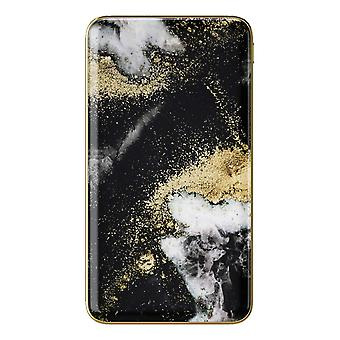 Ideal Of Sweden Power Bank - Black Galaxy Marble