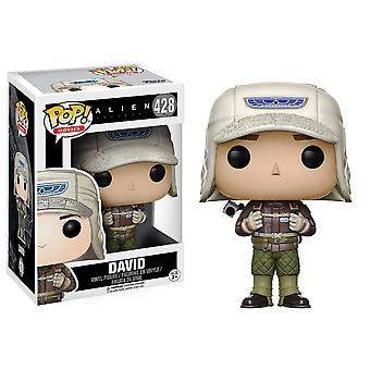 Alien Covenant David Pop! Vinyl