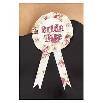 Sposa vintage da Rosetta, rosa costume accessorio