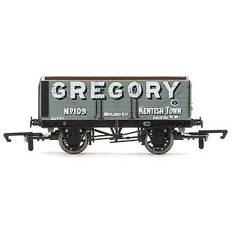 Hornby 7 Plank Wagon, Gregory R6755