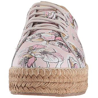 Kaanas Womens Arizona Leather Low Top Lace Up Fashion Sneakers