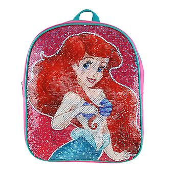 Small Backpack - The Little Mermaid - Ariel Reverse Sequin 12