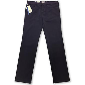 Cerruti jeans in purple stretch cotton
