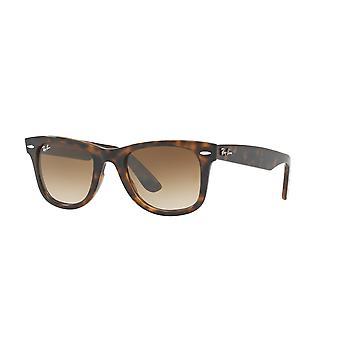Ray-Ban nya original Wayfarer RB4340 710/51 Havanna/Brown gradient solglasögon