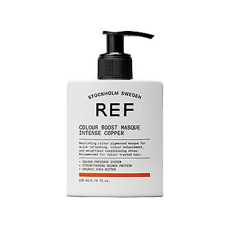 REF väri Boost Masque intensiivinen kupari 200ml