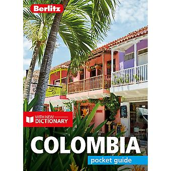 Berlitz Pocket Guide Colombia Travel Guide with Dictionary