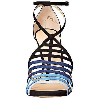 Daya door Zendaya Womens solo open teen speciale gelegenheid enkelbandje sandalen