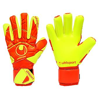 UHLSPORT DYNAMIC IMPULSE ABSOLUTGRIP HN  Goalkeeper Gloves Size