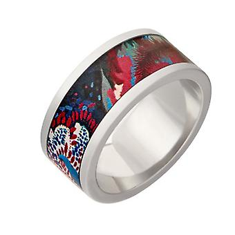 Christian Lacroix Ring XF21025L - Slitm Ring Of Madness M tal Silver Women
