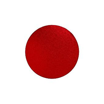"Culpitt 10 ""(254mm) taart bord ronde rode Pack van 5"